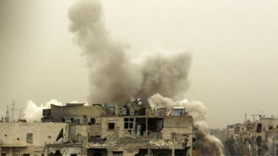 Ιράκ: Ρίψη όλμων εναντίον στρατιωτικής βάσης που έχουν εγκαταλείψει οι ΗΠΑ - Τέσσερις τραυματίες