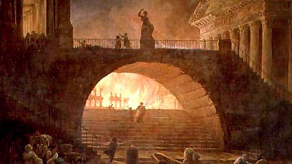 Οι καταστροφές των αρχαίων ελληνικών μνημείων από τους Χριστιανούς