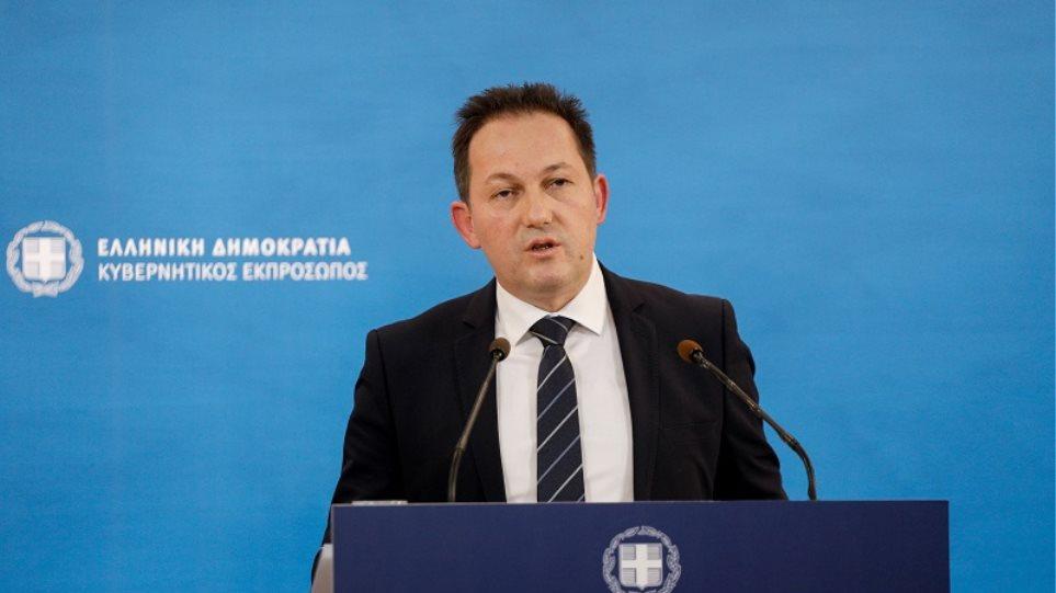 Πέτσας για Κουκάκι: Οι Έλληνες δίνουν συγχαρητήρια στα όργανα του νόμου κι ο ΣΥΡΙΖΑ έπαθε αφωνία