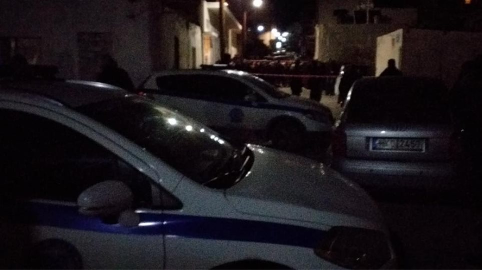 Έγκλημα στις Μοίρες Ηρακλείου: Κινδύνευσαν παιδιά από τις σφαίρες του μεθυσμένου δράστη του φονικού