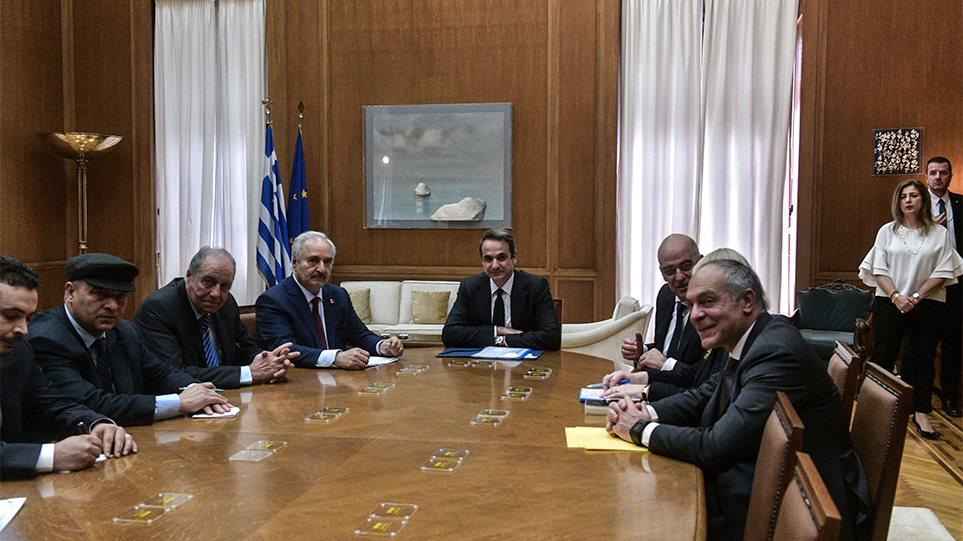 Τα κέρδη της Αθήνας από την επίσκεψη Χαφτάρ