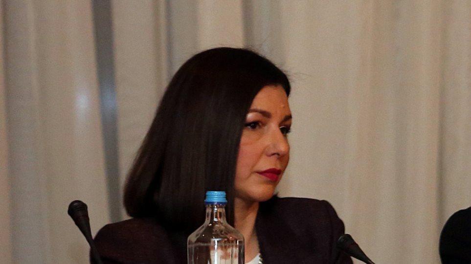 Αναπληρώτρια κυβερνητική εκπρόσωπος η Αριστοτελία Πελώνη
