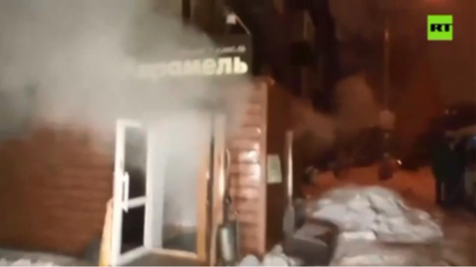 «Έβρασαν» ζωντανοί από έκρηξη σε σωλήνα ύδρευσης σε ξενοδοχείο
