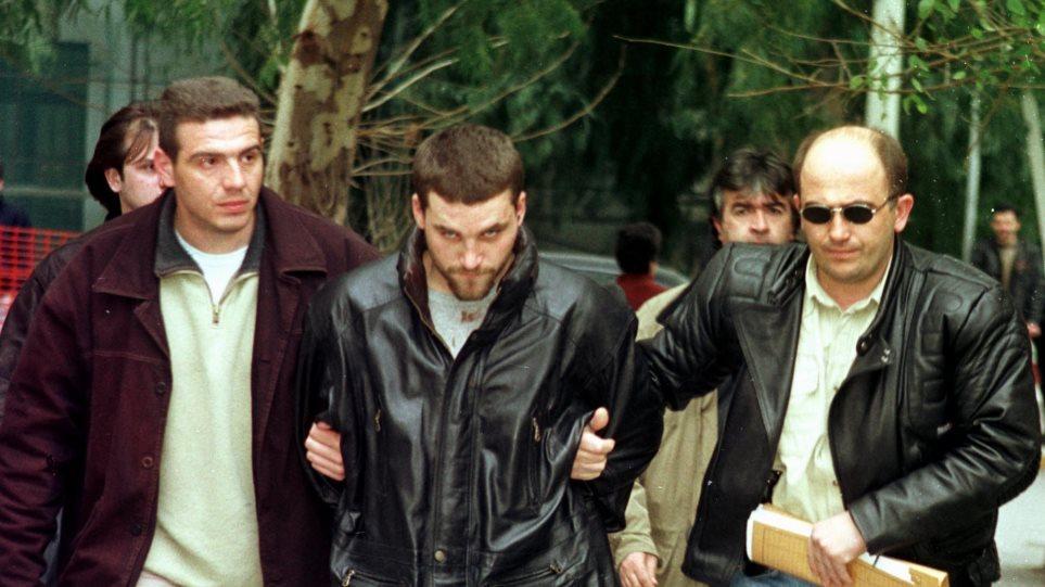 Σε 4 φορές ισόβια καταδικάστηκε ο Κώστας Πάσσαρης