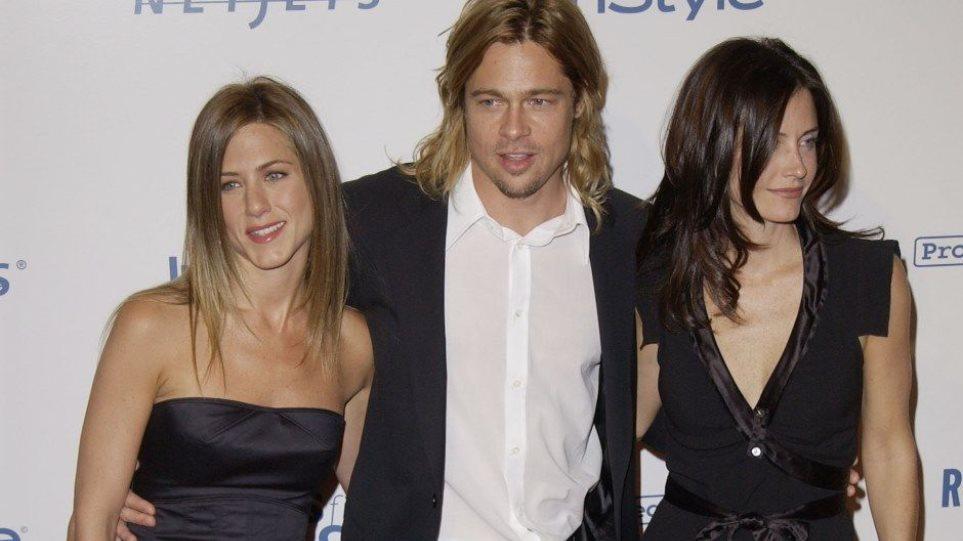 Courteney-Cox-Jennifer-Aniston-Brad-Pitt