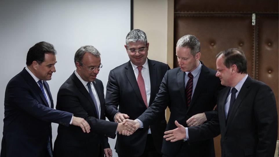 Νέα χρηματοδότηση 330 εκατ. ευρώ απ' την ΕΤΕπ για έργα στην Ελλάδα