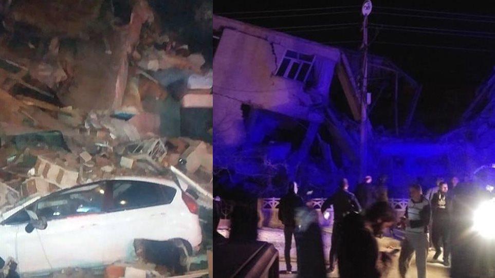 Σεισμός 6,8 Ρίχτερ στην Τουρκία: Οκτώ νεκροί, εκατοντάδες τραυματίες - Μεγάλες καταστροφές