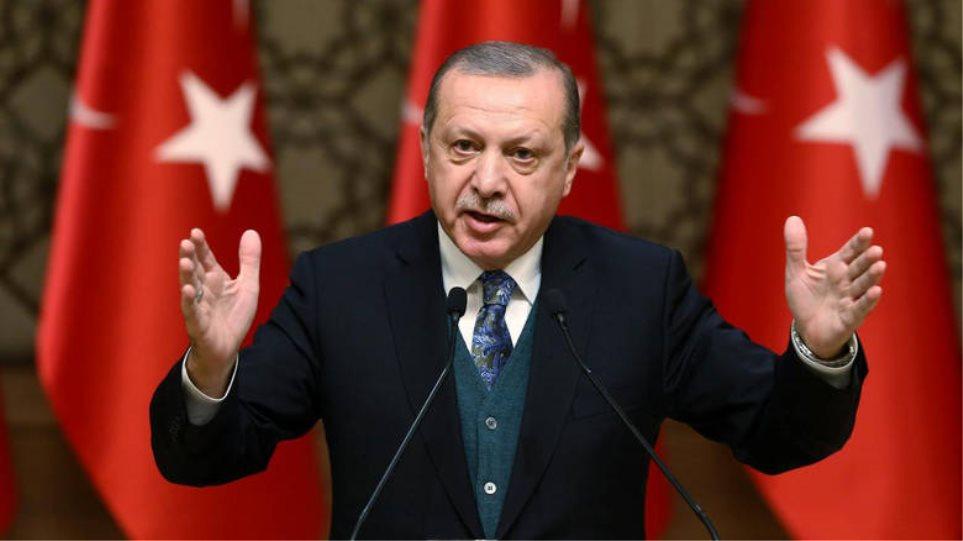 Ερντογάν: Δεν θα δώσουμε την ευκαιρία στο καθεστώς Άσαντ να κερδίσει έδαφος στην Ιντλίμπ