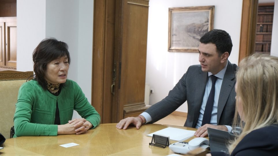 Υπουργείο Υγείας: Σε συνεχή επικοινωνία με την κινεζική πρεσβεία για τον κοροναϊό
