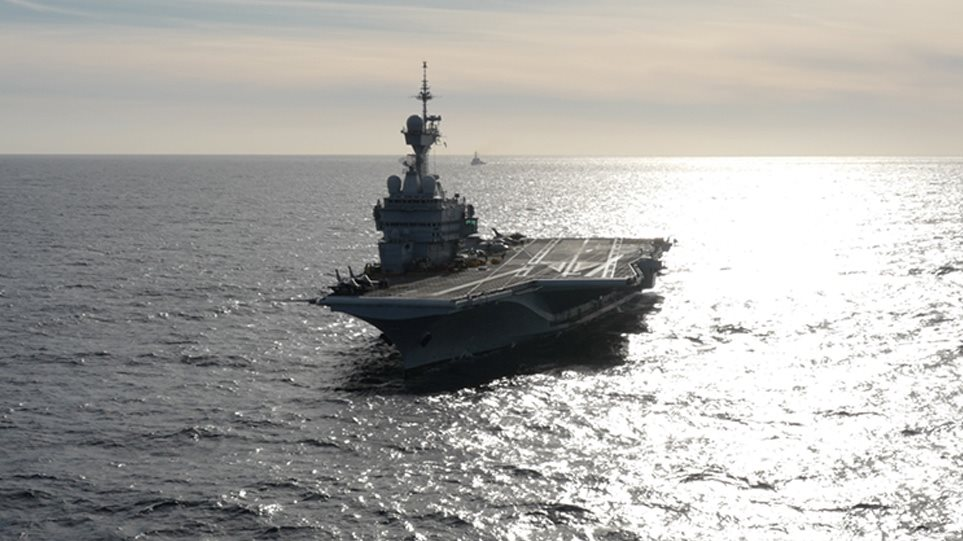 Ανεβάζει στροφές η συνεργασία Ελλάδας-Γαλλίας λίγο πριν τη συνάντηση Μακρόν-Μητσοτάκη