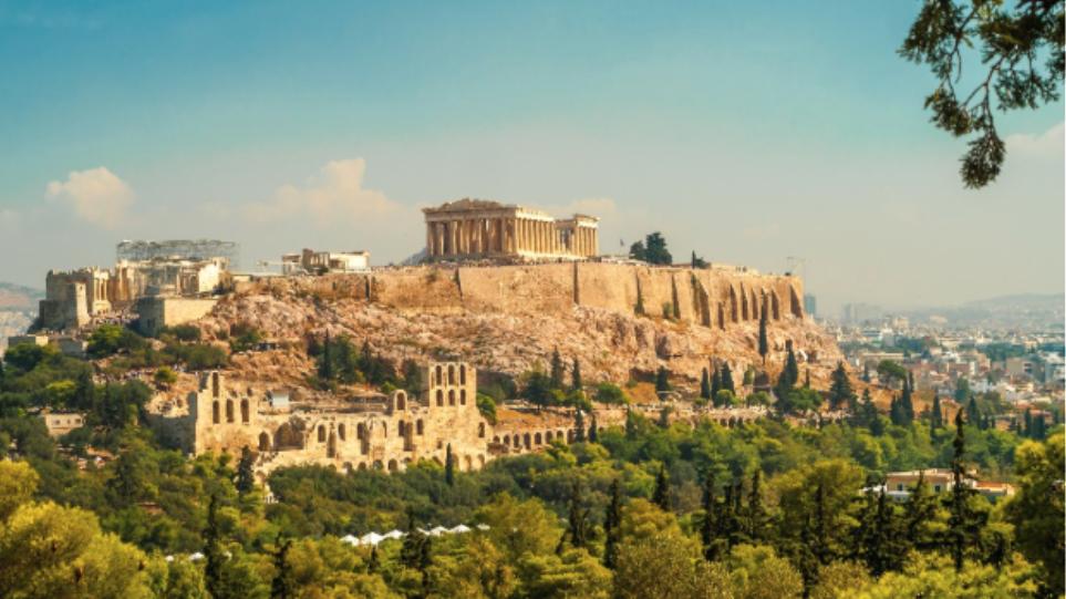 Καιρός: Συνεχίζεται η καλοκαιρία στην Αθήνα - Yψηλές θερμοκρασίες σε όλη τη  χώρα - Δείτε χάρτες