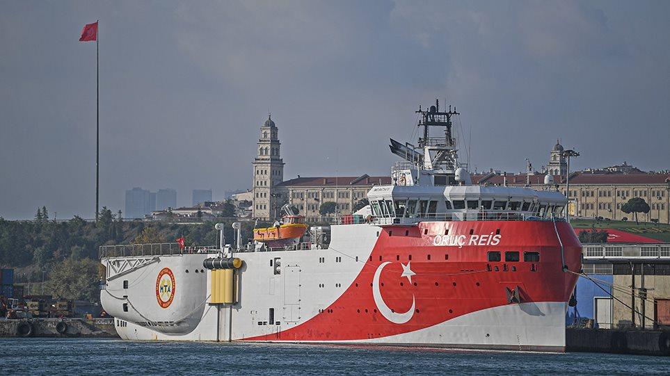 Τουρκικό ερευνητικό μπήκε εντός της ελληνικής υφαλοκρηπίδας