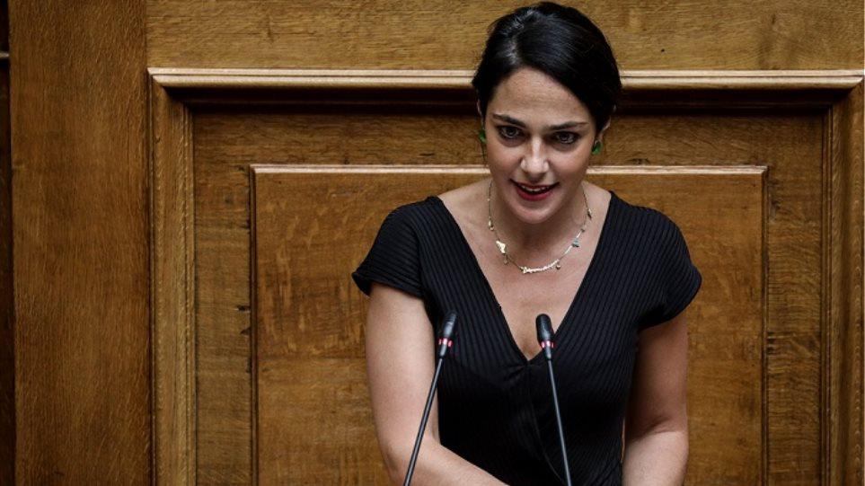 Δόμνα Μιχαηλίδου: Το επίδομα γέννας θα είναι αφορολόγητο
