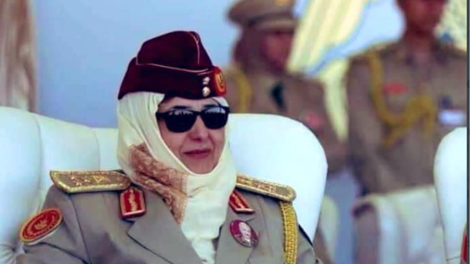 Ναΐμα Αλαράμπι: Η γυναίκα στρατηγός που βρίσκεται πίσω από τον Χαφτάρ