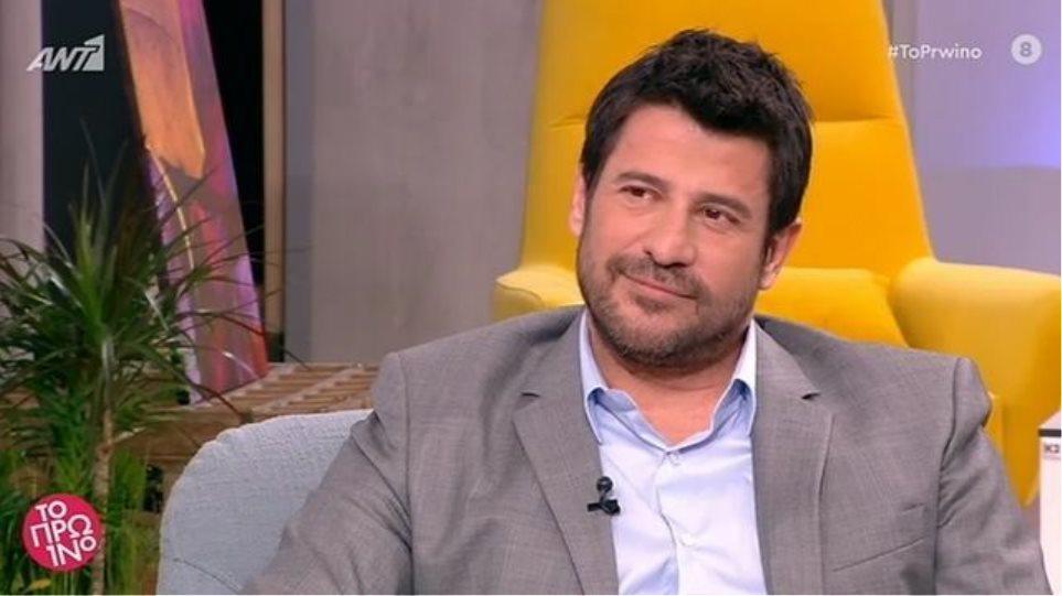 Ο Αλέξης Γεωργούλης δηλώνει: «Έχω μάθει να μην με αφορούν τα αρνητικά σχόλια» (VIDEO)