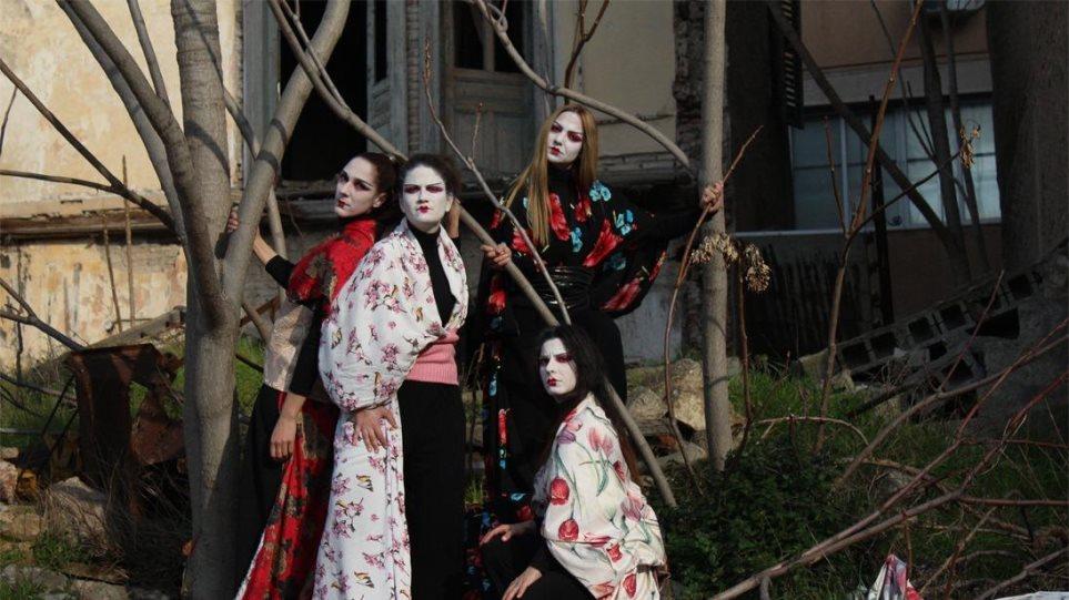 Αποτέλεσμα εικόνας για «Ιστορίες Φαντασμάτων από την Ιαπωνία» του Λευκάδιου Χερν   Θέατρο Άβατον Ευπατριδών 3-Κεραμεικός