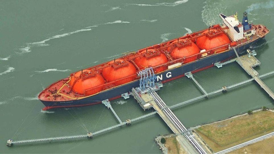 Ο ρόλος του LNG Αλεξανδρούπολης για τη δημιουργία ενός κόμβου φυσικού αερίου στη νοτιοανατολική Ευρώπη