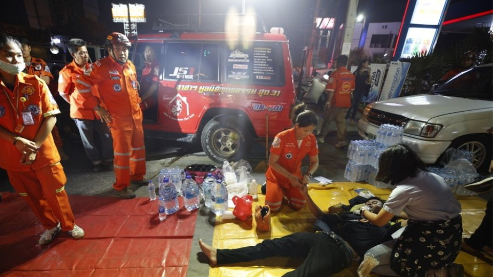 Μακελειό στην Ταϊλάνδη: 20 νεκροί, δεκάδες τραυματίες - Δεν υπάρχουν ξένοι υπήκοοι μεταξύ των θυμάτων