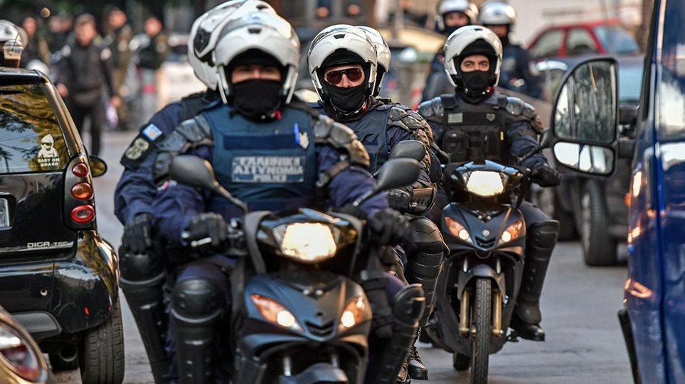 Το νέο σχέδιο της ΕΛΑΣ για το κέντρο της Αθήνας με 250 αστυνομικούς και ειδικούς φρουρούς