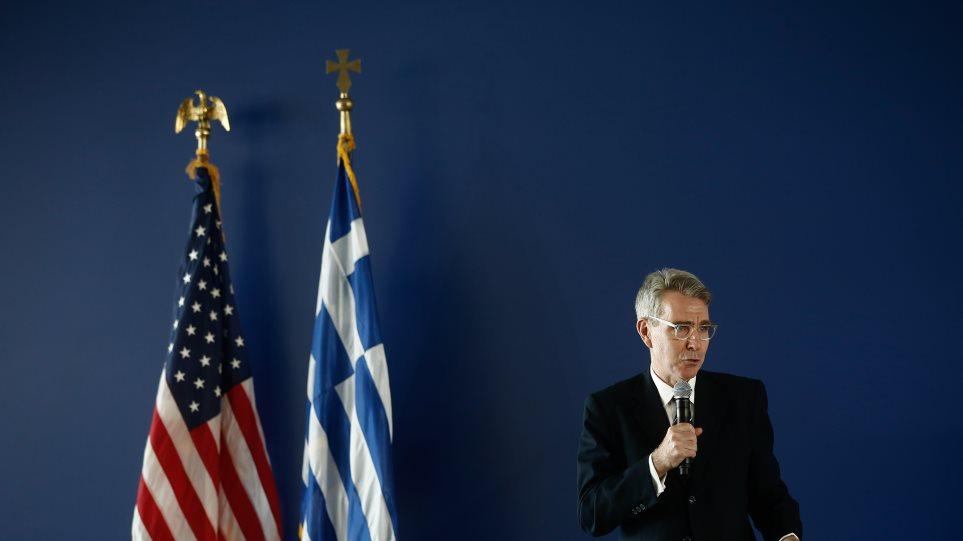 Τζέφρι Πάιατ: Νησιά όπως η Κρήτη έχουν τα ίδια δικαιώματα σε θαλάσσιες ζώνες με τις ηπειρωτικές περιοχές