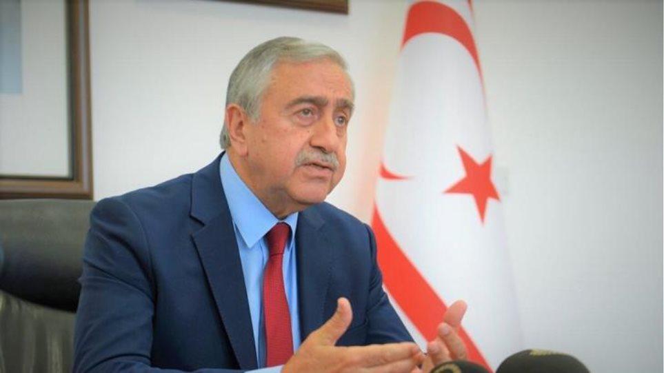 Επιμένει ο Ακιντζί: Μας διαλύει η προσάρτηση από την Τουρκία