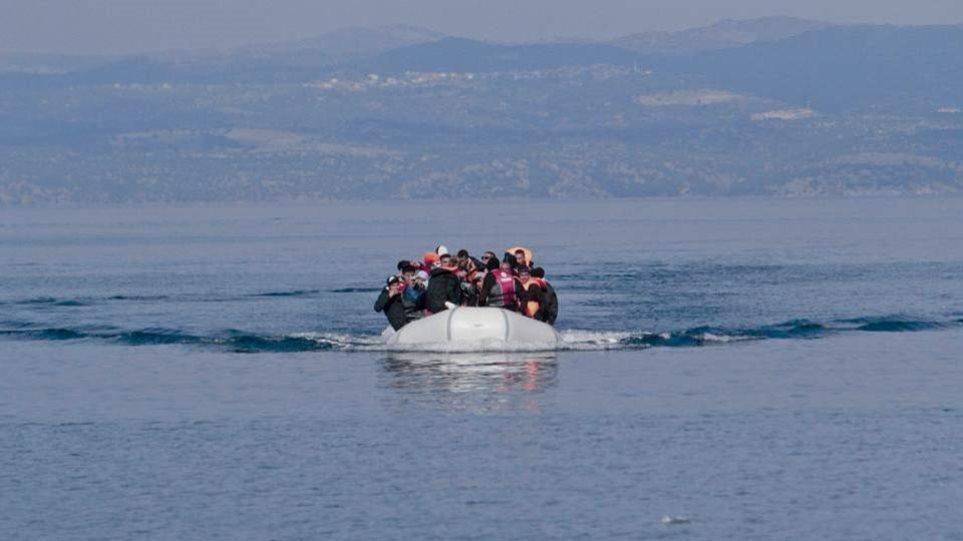 Πάνω από 500 μετανάστες μέσα σε δύο μέρες στα ελληνικά νησιά