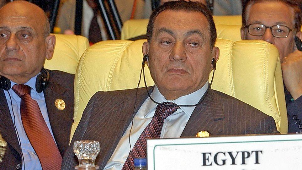 Χόσνι Μουμπάρακ: Πέθανε ο πρώην πρόεδρος της Αιγύπτου