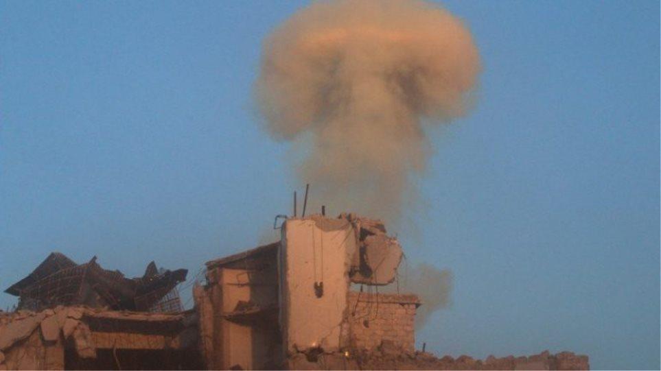 Συρία, μαίνεται η κόλαση πολέμου: Σκοτώθηκαν 16 μαχητές του Άσαντ σε τουρκικές επιδρομές