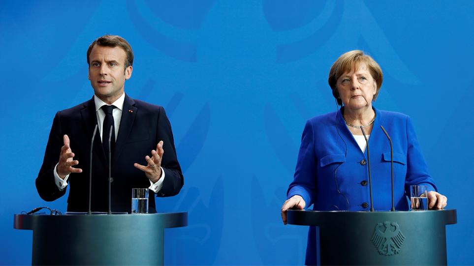Ευρώπη για μετανάστες στα σύνορα: Στο πλευρό της Ελλάδας ο Μακρόν - Σιωπή από Γερμανία