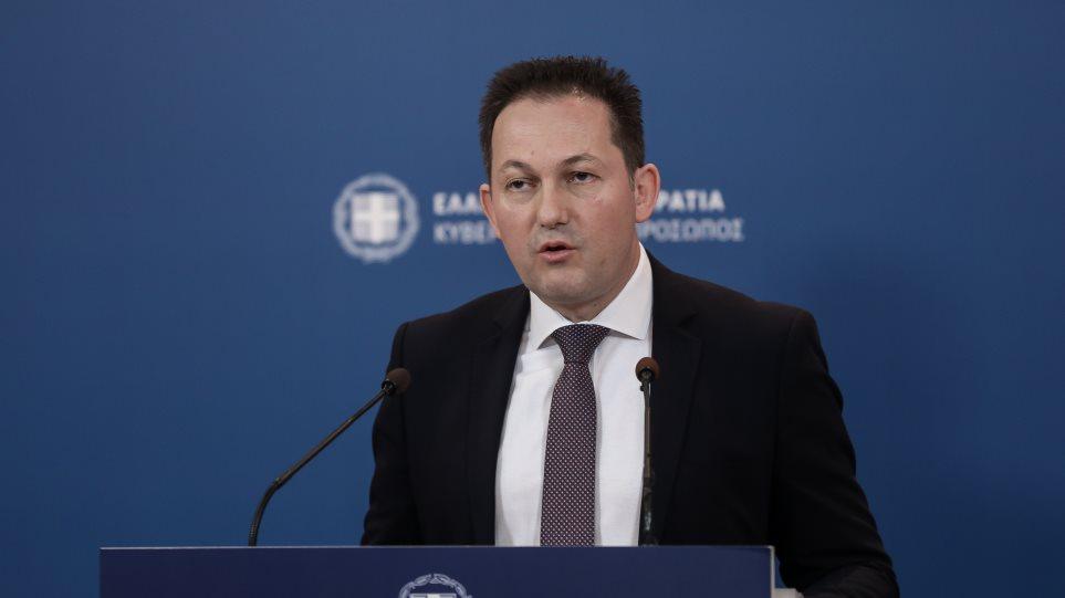 Πέτσας: Διαψεύδω κατηγορηματικά είδηση που διακινούν οι Τούρκοι για δήθεν τραυματία από ελληνικά πυρά
