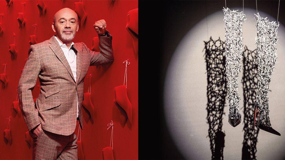 Christian Louboutin: Τριάντα χρόνια σε κόκκινα ψηλά τακούνια