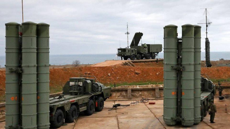 Τουρκία: Οι ΗΠΑ προειδοποιούν με κυρώσεις αν η Άγκυρα δεν παραιτηθεί από τους S-400