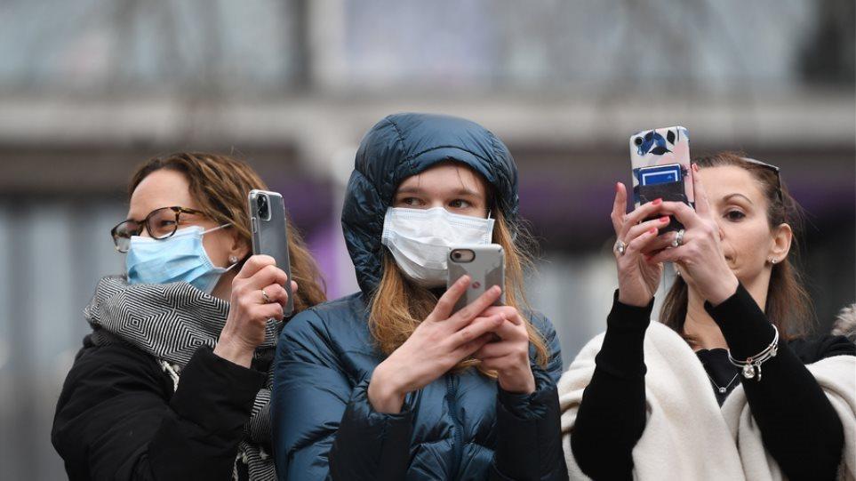 Κορωνοϊός: Αύξηση κατά 20% των κρουσμάτων στη Βρετανία το τελευταίο 24ωρο