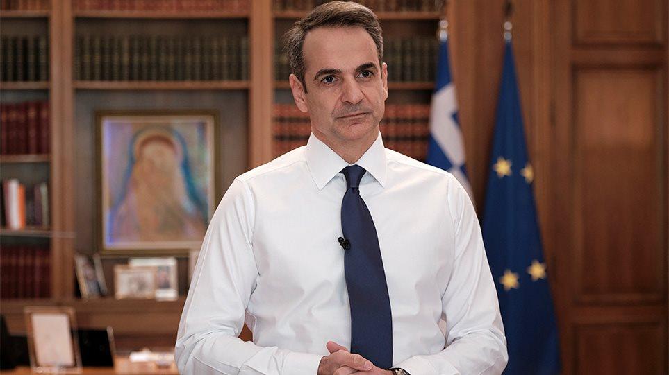 Μητσοτάκης για κορωνοϊό: Δύο δισ. ευρώ στην οικονομία - Αναστολή υποχρεώσεων προς Εφορία, Ταμεία