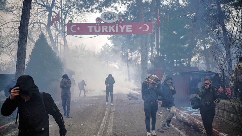 Μεταναστευτικό: Ανοιχτοί λογαριασμοί με την Τουρκία - Χωρίς συμφωνία η τηλεδιάσκεψη Μέρκελ-Ερντογάν-Μακρόν