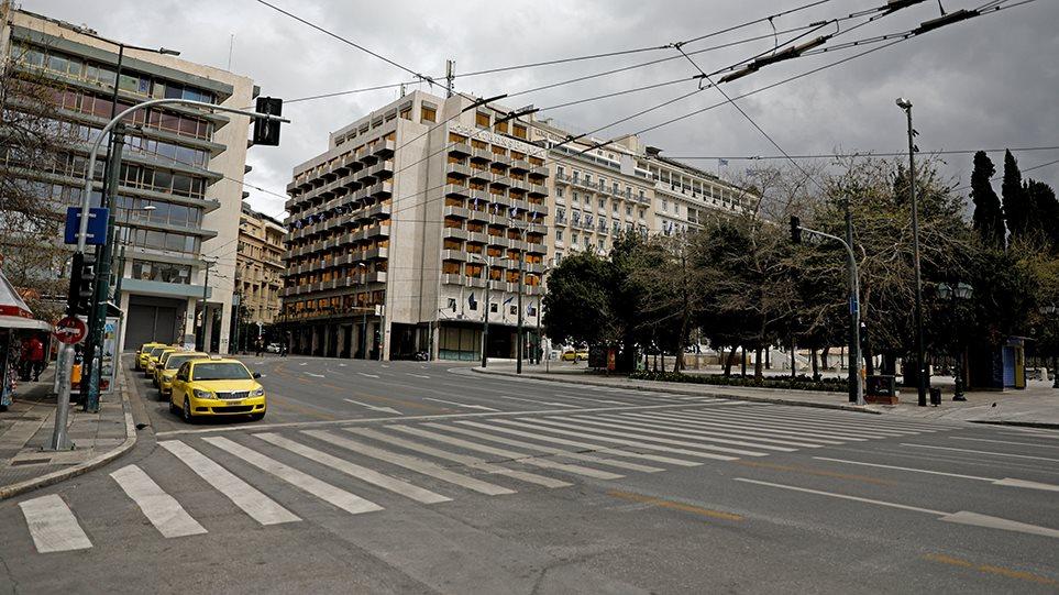 Απαγόρευση κυκλοφορίας: Τα μέτρα για τον κορωνοϊό θα διαρκέσουν και μετά τις 6 Απριλίου, προανήγγειλε ο Άδωνις Γεωργιάδης
