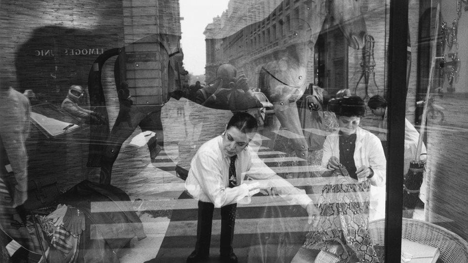 LeilaMenchari_Vitrine_Edouard_Boubat_1985