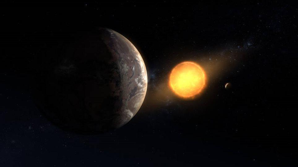NASA: Επιστήμονες πιστεύουν ότι βρήκαν τη «δεύτερη Γη» σε απόσταση 300 ετών φωτός