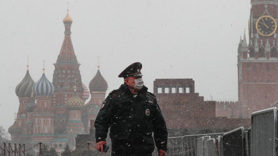 Russia-pandemic