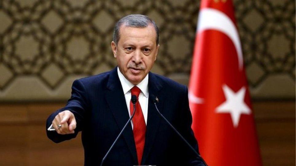 Κομπασμοί Ερντογάν: Για τον «πολύ εύκολο» χειρισμό τη επιδημίας