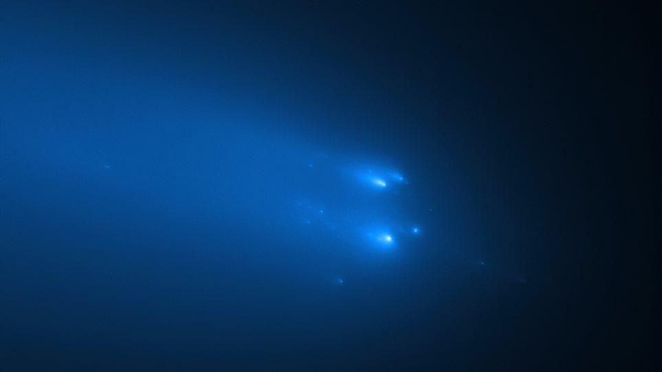 Κομητης_Ατλας_Πηγη_NASA-ESA-D_Jewitt__UCLA_