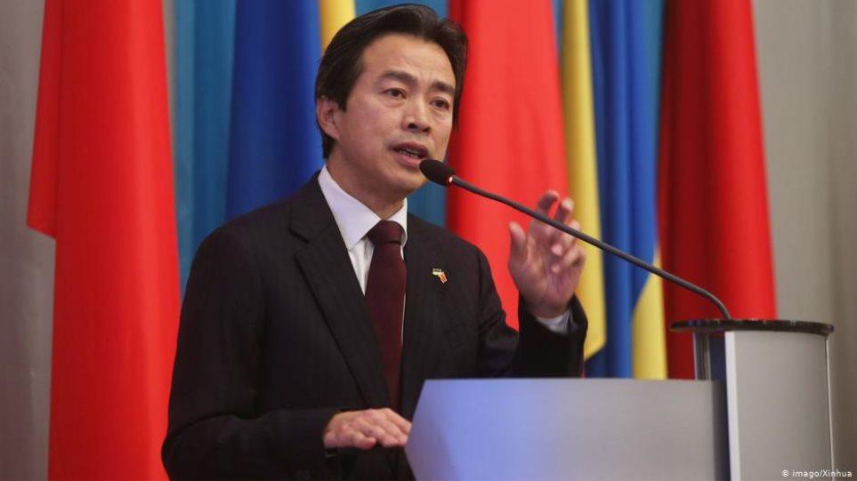 Νεκρός στο σπίτι του βρέθηκε ο πρεσβευτής της Κίνας στο Ισραήλ