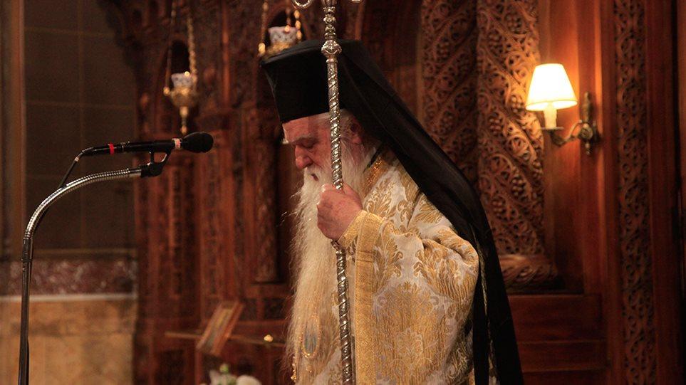 Ο Αμβρόσιος αφόρισε Μητσοτάκη, Κεραμέως, Χαρδαλιά - Η απάντηση Ιεράς Συνόδου και Χαρδαλιά