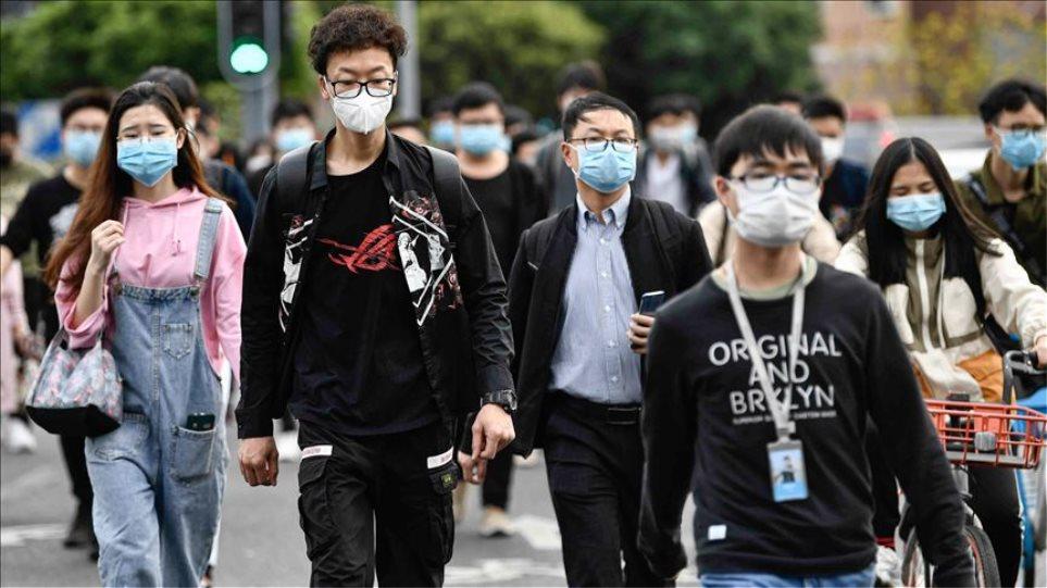 Κορωνοϊός - Κίνα: Μηδέν κρούσματα - Για πρώτη φορά από τον Ιανουάριο