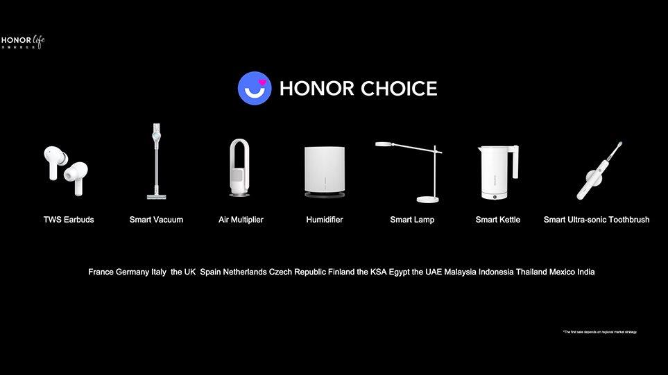 HONOR-Choice