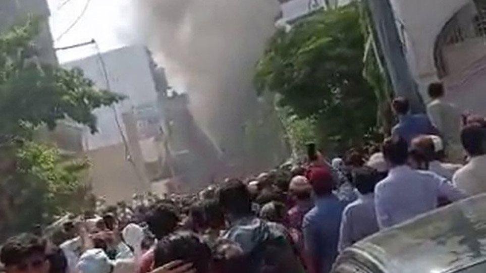 Συνετρίβη αεροσκάφος στο Πακιστάν με 99 επιβάτες