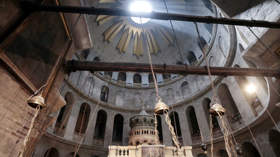 Κορονωϊός - Ισραήλ: Ανοίγει ο Ναός της Αναστάσεως