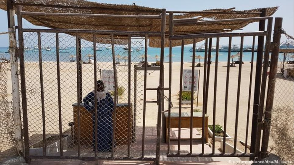 Τουρισμός - Αίγυπτος: Αρχίζουν τον Ιούλιο πτήσεις τσάρτερ, σύμφωνα με δημοσιεύματα