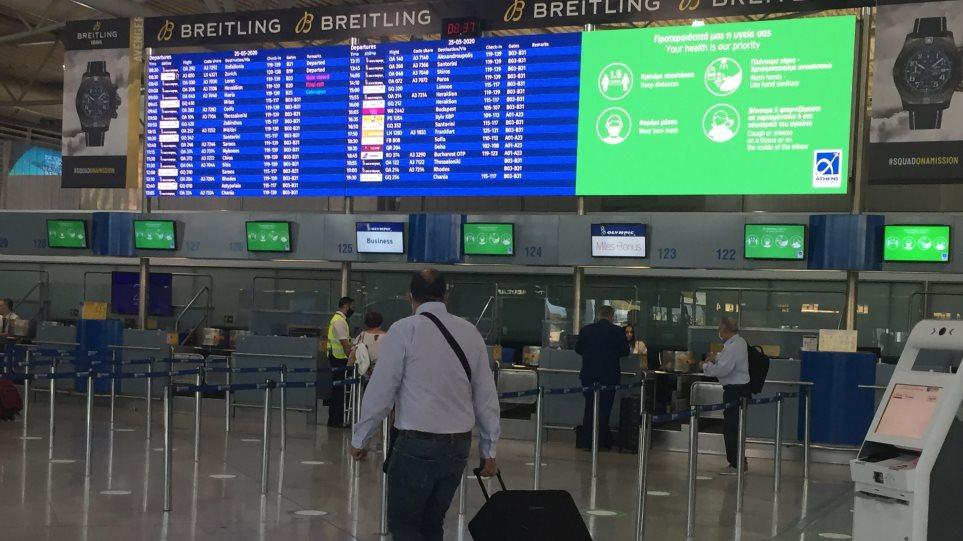 Πώς ανοίγει ο τουρισμός από 15/6 και οι διεθνείς αφίξεις από αέρα, ξηρά και θάλασσα