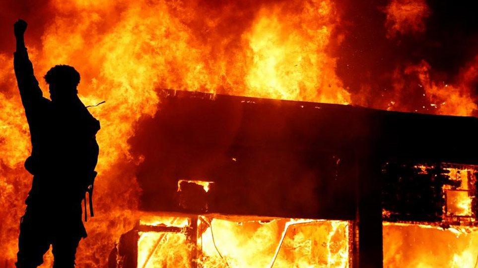 Υπόθεση Τζορτζ Φλόιντ: Δυο νεκροί σε Ντιτρόιτ και Όκλαντ από πυρά στις διαδηλώσεις
